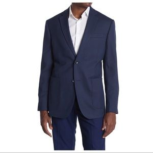 NEW Nordstrom Rack Two Button Trim Fit Sport Coat